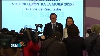 Balance de violencia dom�stica en Espa�a