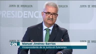 Jim�nez Barrios sobre investidura