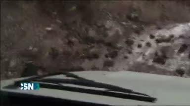 Una semana del accidente en Los Alpes