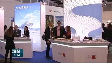 Andaluc�a busca turistas en Berl�n