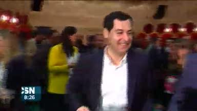 Moreno presenta en Granada el programa