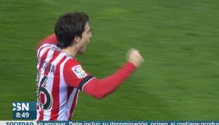 El Athletic, finalista