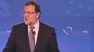 Rajoy desconfia de los nuevos partidos