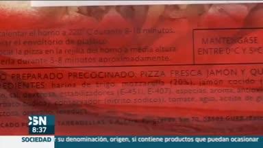 Nuevo etiquetado para alimentos sin envasar