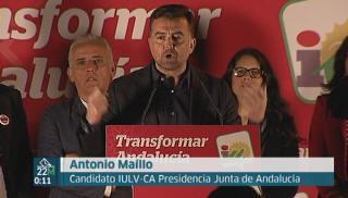 Ma�llo abre campa�a en Sevilla