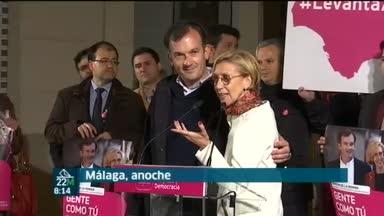 Apertura campa�a de UPyD, PA, Podemos y Ciudadanos