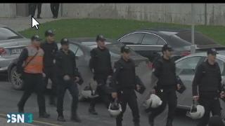 Detenciones y registros en Estambul