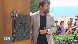 Premio en M�laga a Antonio de la Torre