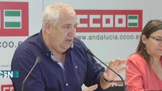 CCOO critica p�rdida empleo p�blico