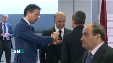 Eurogrupo pide a Espa�a m�s reformas