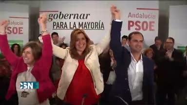 PSOE-A conf�a en responsabilidad resto partidos