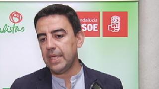 El PSOE-A pide coherencia a fuerzas pol�ticas