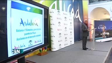 Balance sobre el turismo een Andaluc�a