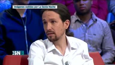 Pablo Iglesias habla de abstenci�n en investidura