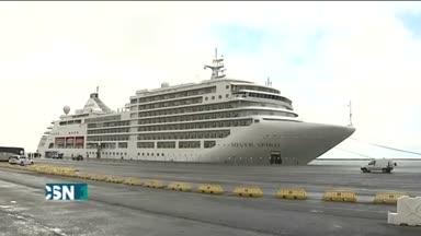 Crucero de lujo en Huelva