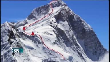 Avalancha mortal en el Everest