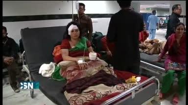 Al menos 2.500 muertos en terremoto de Nepal