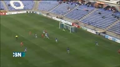Recreativo 0-3 Girona