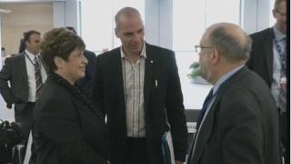 Cambios en la delegaci�n griega con la UE