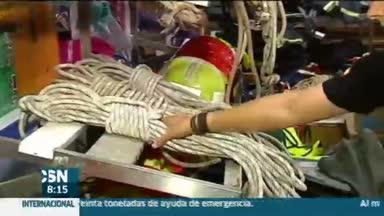Servicios de rescate de Andaluc�a