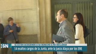 Los imputados no declaran ante Alaya