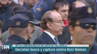 Ruiz Mateos en busca y captura