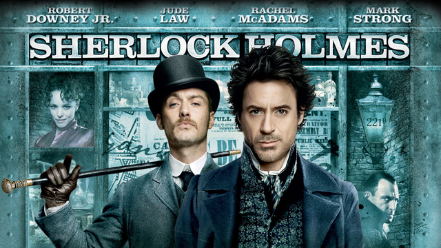 Cine: Sherlock Holmes y So�� con �frica