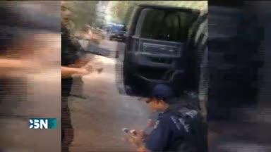 Violencia en M�xico