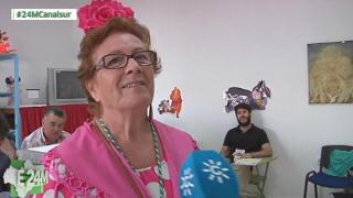 Jornada electoral en El Rocio