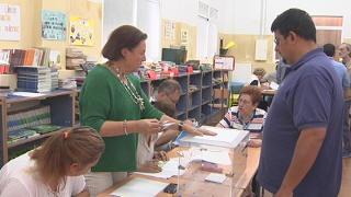 Jornada electoral C�diz