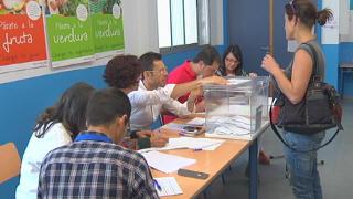 Jornada electoral Almer�a