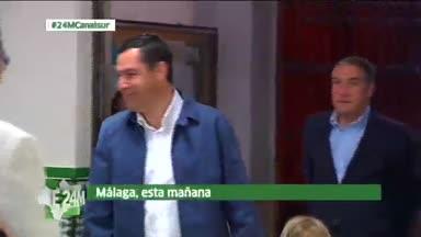 Votan los l�deres andaluces