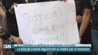 La meno de Linares se queda con su madre