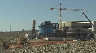 Accidente laboral en mina Huelva