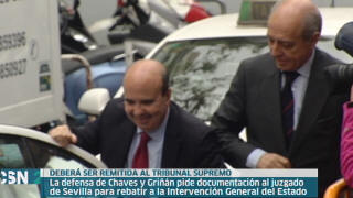 Chaves y Zarr�as piden nuevos informes