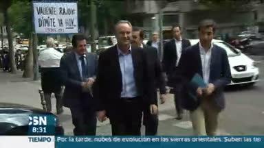 Los barones piden cambios a Rajoy