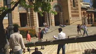 Bollywood rueda en Sevilla