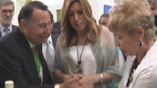 Susana D�az inaugura Expoliva