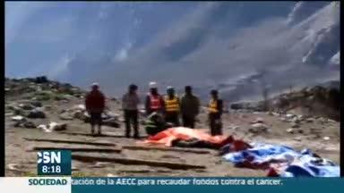 Pendientes repatriaci�n espa�ola fallecida Nepal