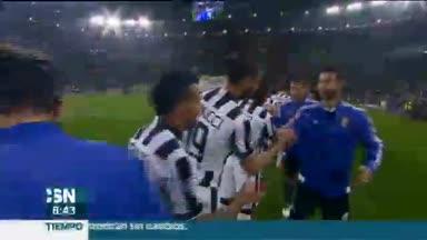 Juventus 2-1 Real Madrid