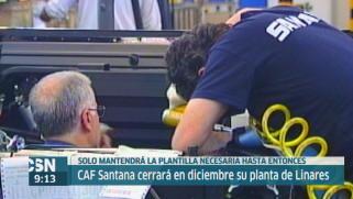 Cierra CAF Santana en Linares