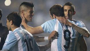 Argentina, finalista de la Copa de Am�rica