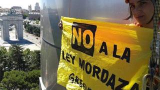 Entra en vigor Ley Mordaza