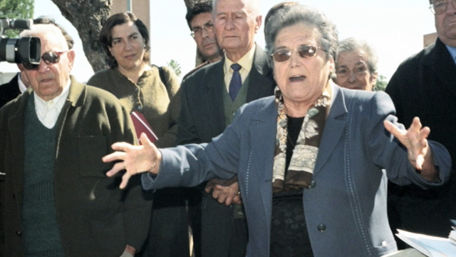 Hijos de Andaluc�a: Francisca Adame