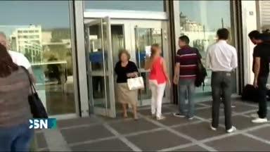 Angustia entre los jubilados griegos