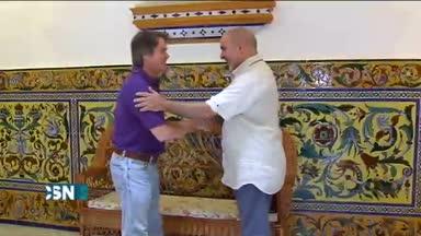 Embajadas en EEUU y Cuba