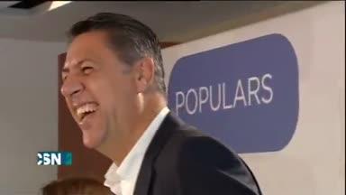 Garc�a Albiol, candidato del PP en Catalu�a