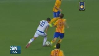 El Bar�a pierde en los penaltis