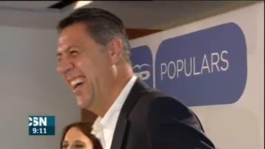 Rajoy lanza la candidatura de Albiol