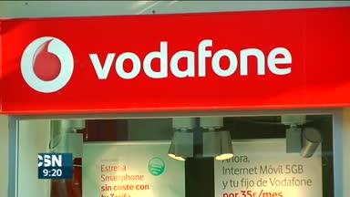 Despidos masivos en Vodafone